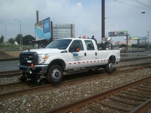 Rail LiDAR